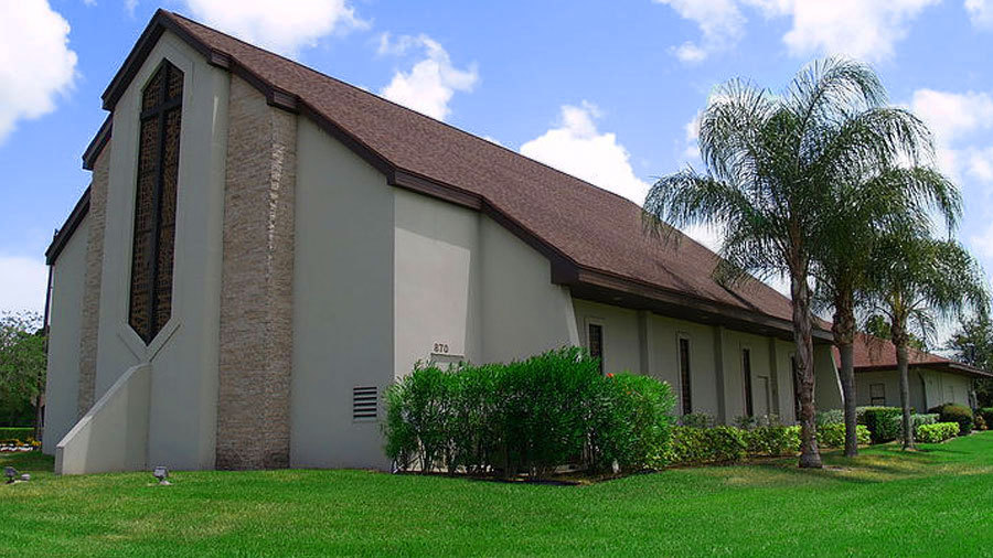 New Hope Lutheran Church, Melbourne, Florida